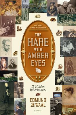 The Hare With Amber Eyes By Waal, Edmund De